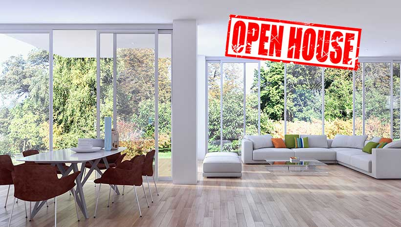Open House at Dayside Windows